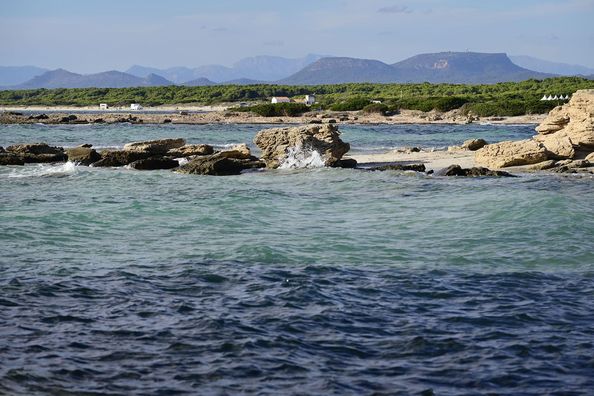 Buchten und Strände