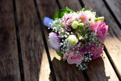 Der Brautstrauß