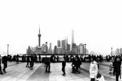 Panorama Skyline Shanghai - The Ring