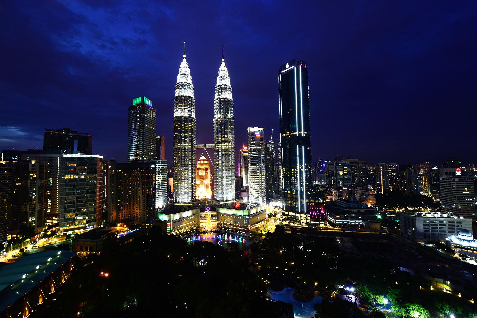 Petronas Tower - Traders Hotel